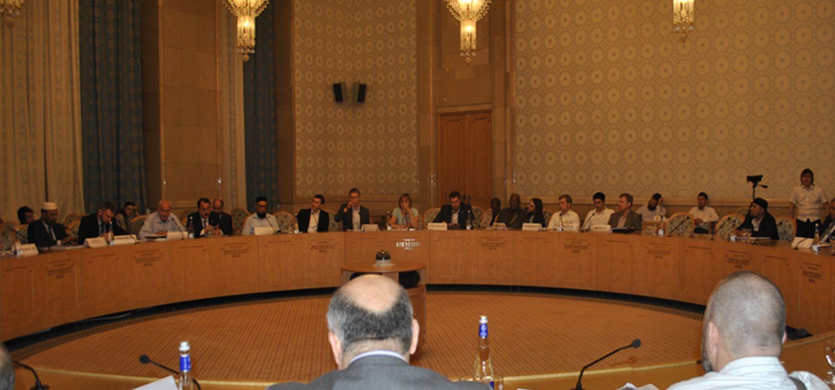 Azeri Sahar Tv | Конференция на тему «Угроза миру со стороны Запада на Ближнем Востоке и Украине?» |