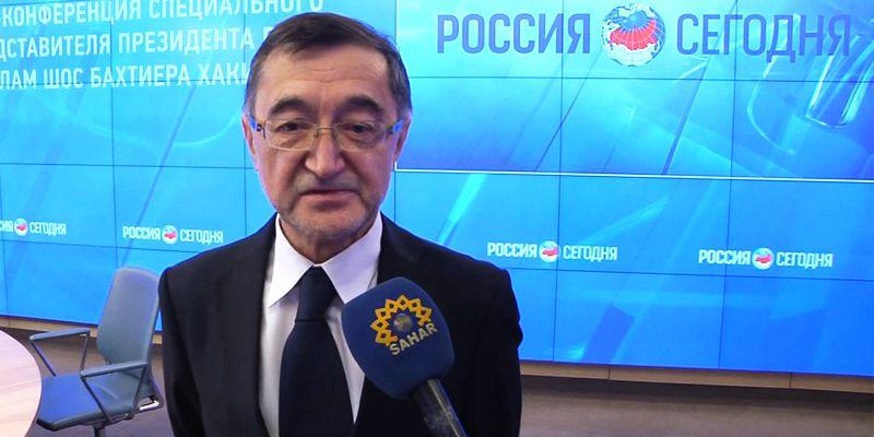 Azeri Sahar Tv | Бахтиер Хакимов:
