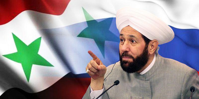Azeri Sahar Tv | Верховный муфтий Сирии шейх Ахмад Хассун – о войне и противостоянии ИГИЛ  |