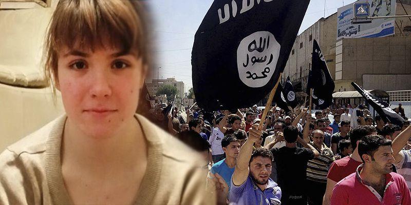 Azeri Sahar Tv | Кто и как на примере Варвары Карауловой вербует молодежь в ИГИЛ?! |