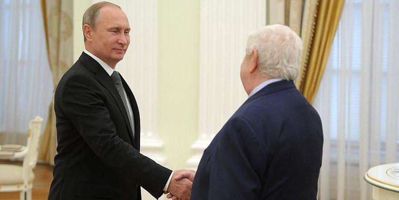 Azeri Sahar Tv | Владимир Путин встретился с министром иностранных дел Сирии |