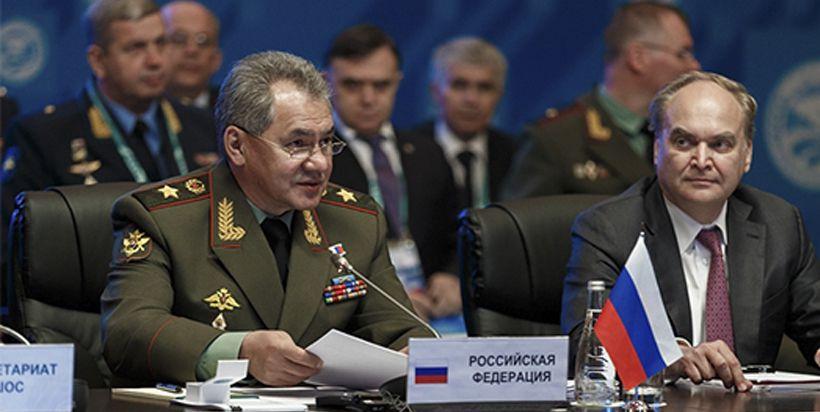 Sahar TV | В Санкт-Петербурге прошло Совещание министров обороны стран ШОС |