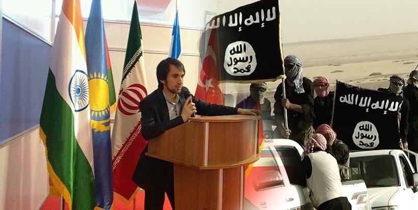 Sahar TV | В Москве напали на критиковавшего ИГ таджикского теолога  |