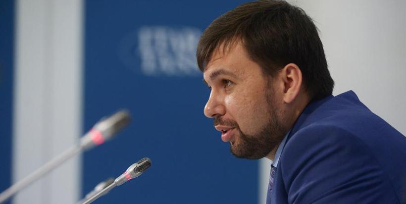 Sahar TV |  Денис Пушилин: до настоящей войны на Донбассе только один шаг |