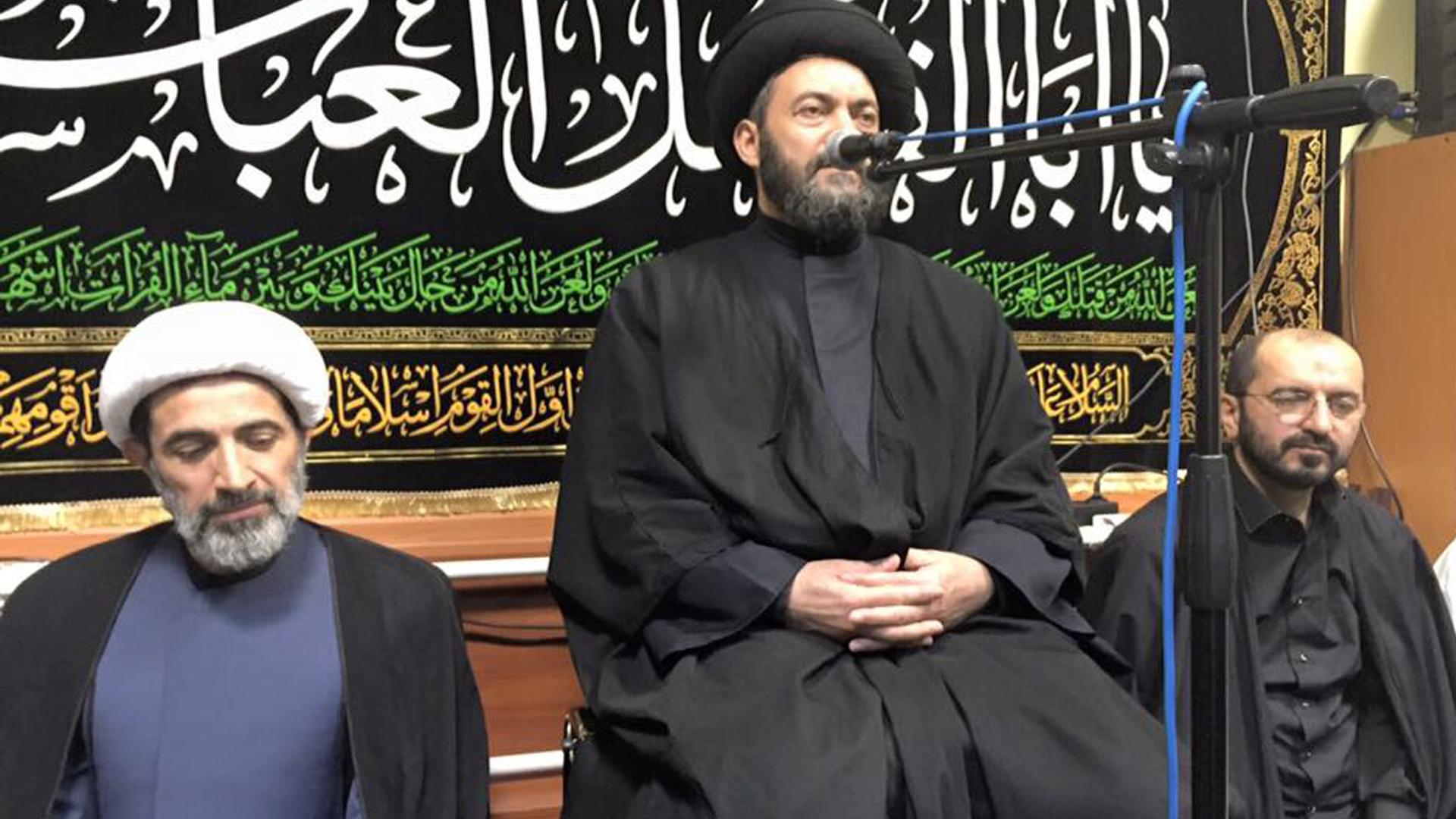 Sahar TV | Траурное собрание мухаррама в г.Москве -2015 г