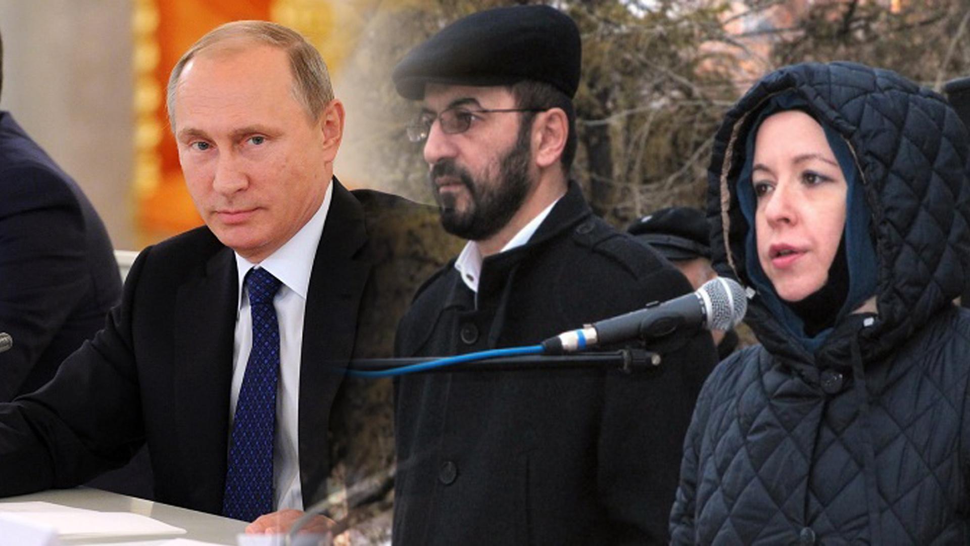 Sahar TV | В Москве прошел митинг в поддержку российской политики в Сирии |