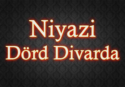 Niyazi- Dörd Divarda
