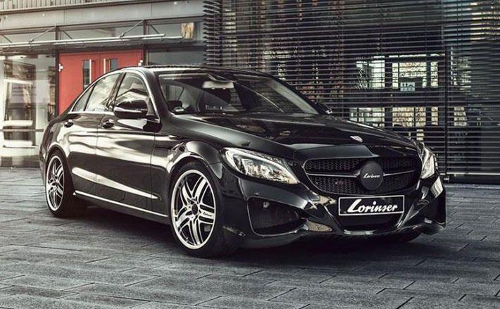 Lorinser-dən Mercedes-Benz - FOTO
