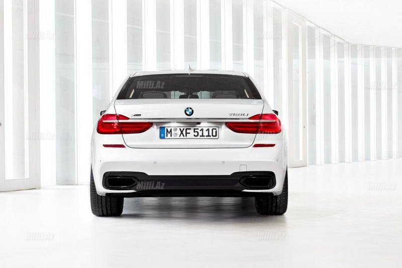 Qarşılayın: BMW 7 gəlir
