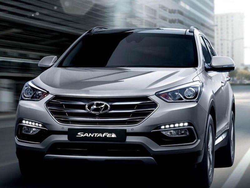 SESSİYA Yenilənmiş Hyundai Santa Fe