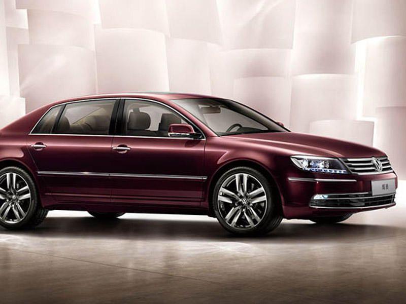 Volkswagen Phaeton yeniləndi