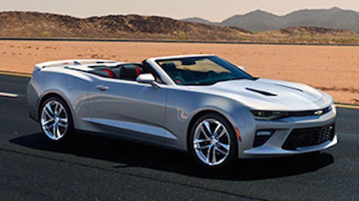 Yeni Chevrolet Camaro-nun sirri açıldı