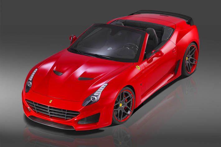 Novitec Rosso-dan Ferrari California T