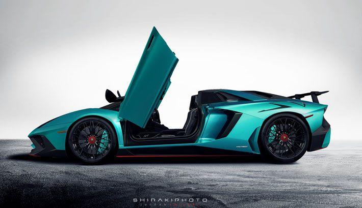 Lamborghini Aventador yeni versiya alıb