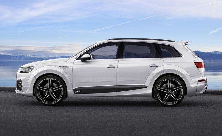 ABT Sportsline-dən yeni Audi Q7