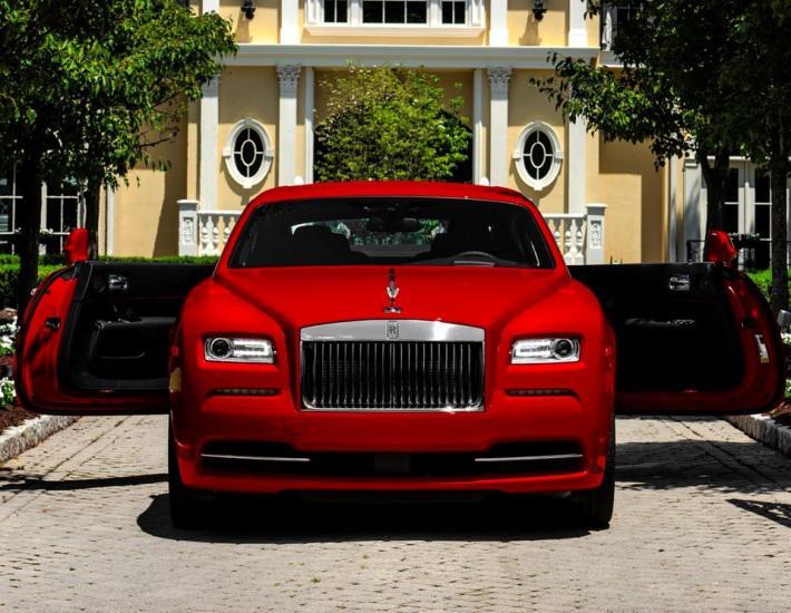 Ən güclü Rolls-Royce