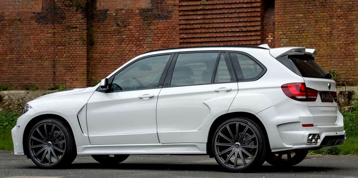 Alman tünerlərindən yeni BMW X5