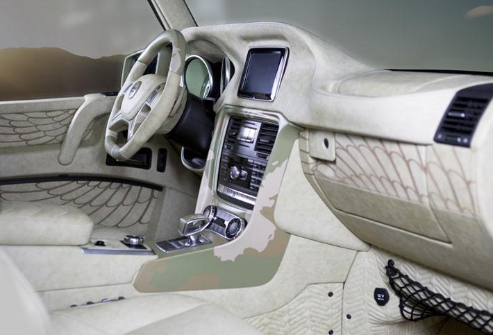 Mansory-dən nadir Mercedes G63 AMG