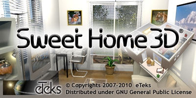 SweetHome3D 4.6 Free