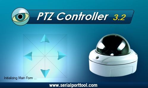 Serial Port Tool PTZ Controller v3.2.944