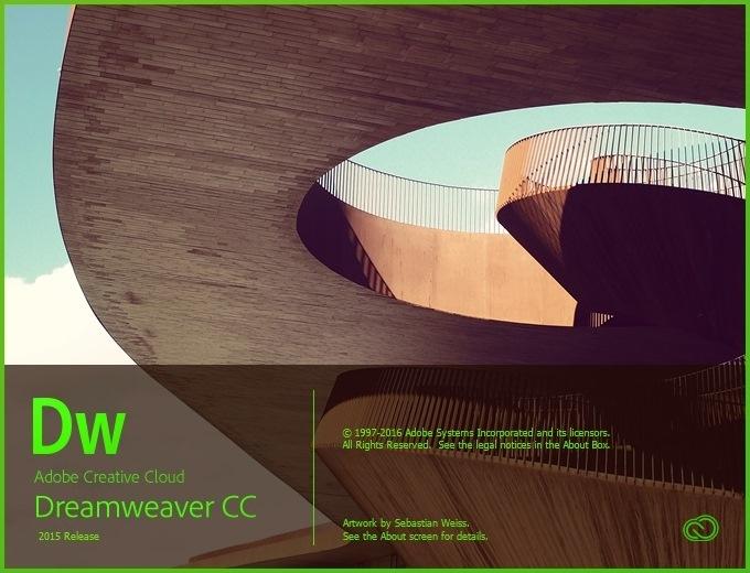 Adobe Dreamweaver CC 2015 (v16.1.3) RUS/ENG x86-x64