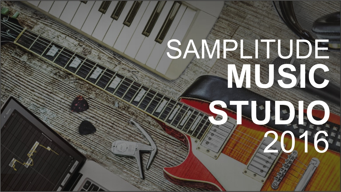 MAGIX Samplitude Music Studio 2016 v22 0.3.26