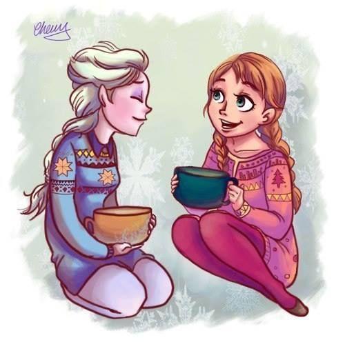 Девочки :)