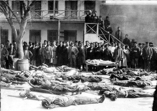 Şeyx 31 mart soyqırımının ildönümü ilə bağlı müraciət etdi
