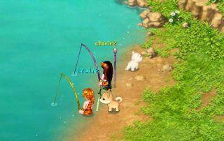 Рыбалка в ролевых играх