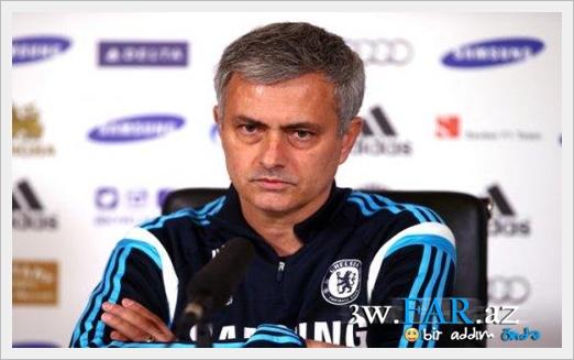 """Mourinyo: """"Ötən mövsüm Hazard Ronaldodan daha yaxşı idi"""""""