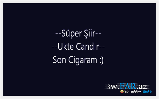 Ukte-Son Sigaram