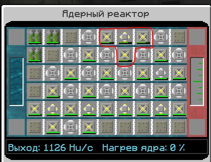Схемы ядерных реакторов на уране