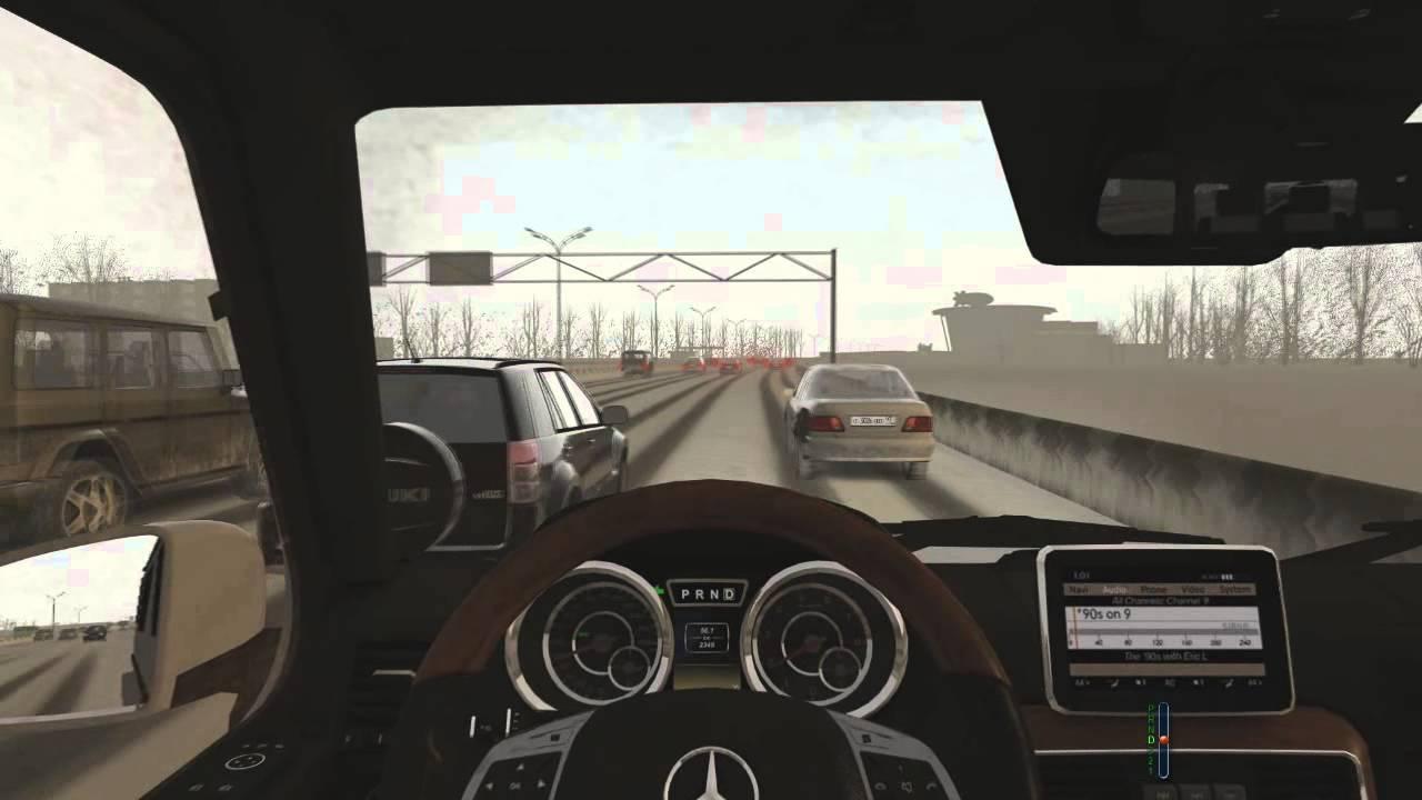 City Car Driving 1.4.1 (quraşdırılması)