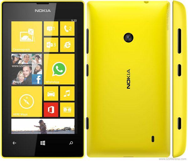 Nokia Lumia 520 lider oldu
