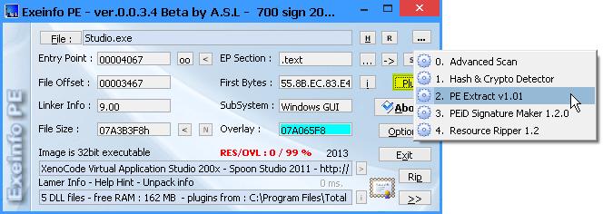 Spoon Virtual Application Studio 2012 v.11.3.6.0