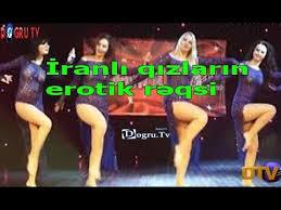 7 qızın yarıçılpaq erotik rəqsi İranı bir-birinə qatdı - VİDEO