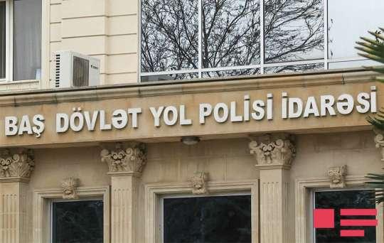Tanınmış vəkil Baş Dövlət Yol Polisi İdarəsini məhkəməyə verir...