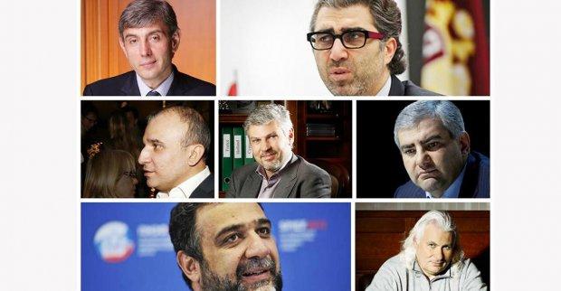 Kremlin böyür-başındakı erməni mafiozlar: Abramyan, Karapetyan və digərləri