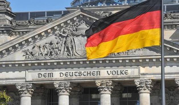 Alman polisi skandalı tweet: