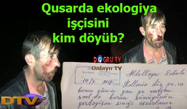 Qusarda Hüseyn Bağırovun işçisini kim döyüb?