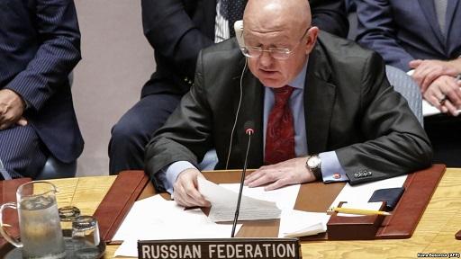 Rusiya Assad-ı dəstəkləmək üçün BMT-də 9-cu vetosunu qoyur
