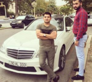 Məmur oğlunun bahalı həyat tərzi: Nicat Məmmədovun İnstagram fotoları rekort qırır-FOTOLAR