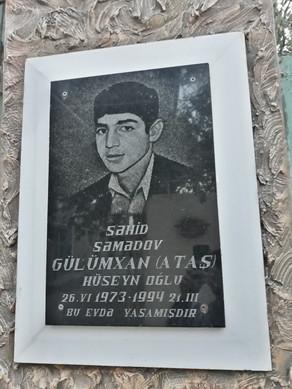 Generalın həbs edilən bacısı oğlu şəhid ailəsinin üzvüdür