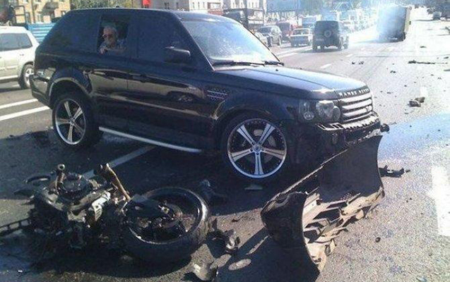 """""""Range Rover""""in sürücüsü azadlığa, """"015""""in sürücüsü həbsə..."""