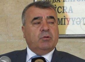 Qubada keçmiş icra başçısı Mübariz Ağayevin evi yandı