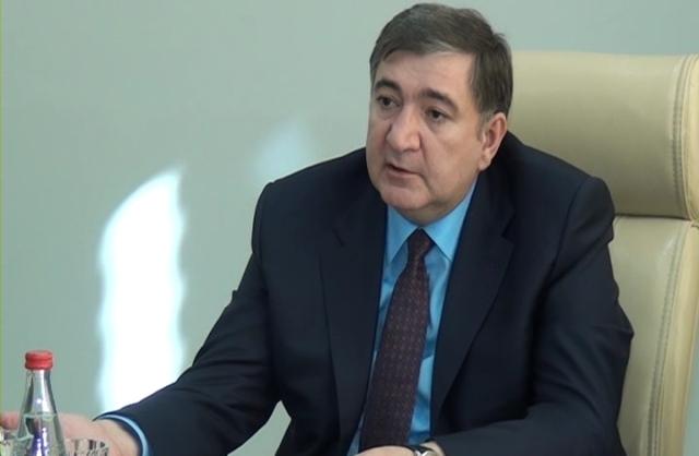 Fazil Məmmədovun 100 hektarlıq ərazidəki mülkünə əl qoyulub