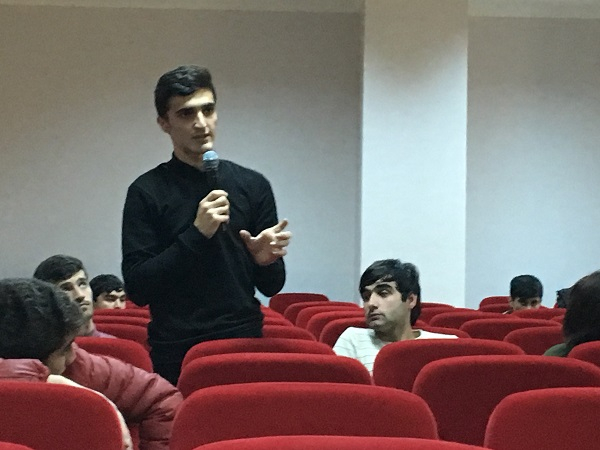 Bakı Texniki Kollecində islam həmrəyliyi ilə bağlı tədbir keçirilib
