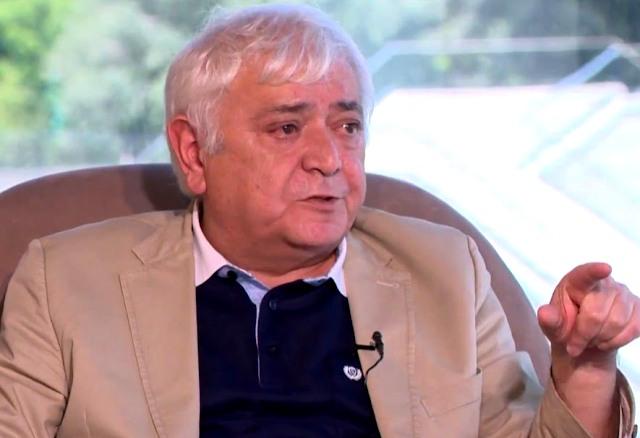 Aqil Abbas: Azərbaycan nağılları - Göydən 5 rayon düşdü