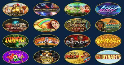Игровые автоматы в казино Адмирал