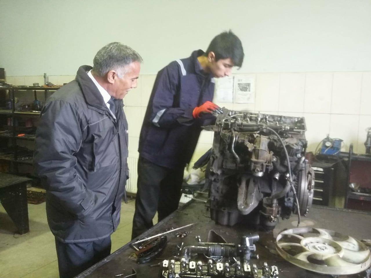 Məmmədov Akif - Qrup 64 -Socar-ın 1 və 2 Saylı Texnoloji Nəqliyyat Parkı